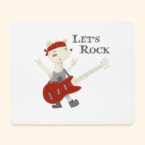 rock lupet - Mouse Pad (horizontal)