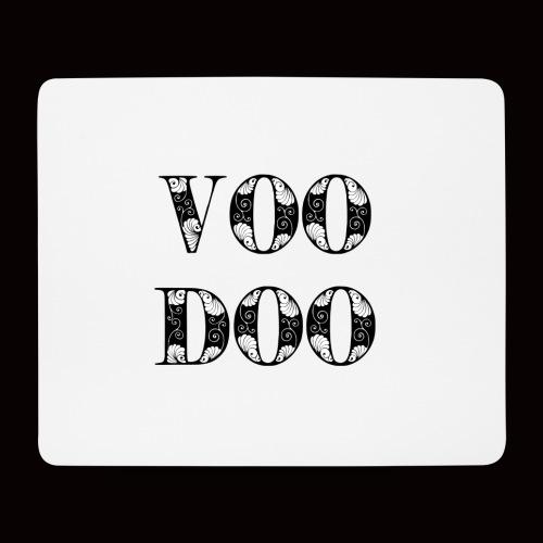 VoodooBrand T-Shirt - Mouse Pad (horizontal)