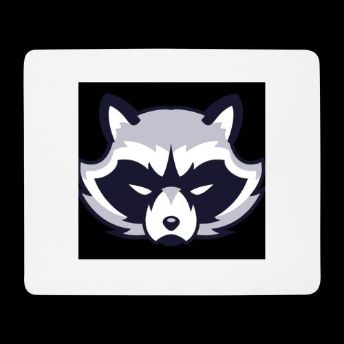 WaschbeerKopf Logo :) - Mousepad (Querformat)