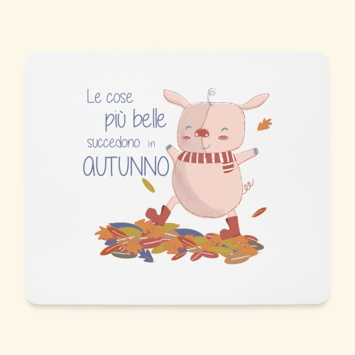 Autumn - Mouse Pad (horizontal)