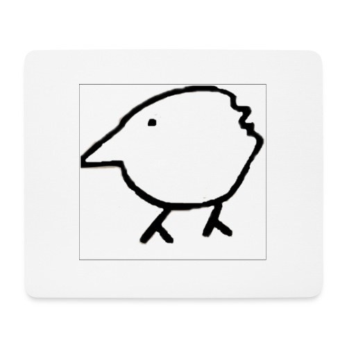 Autsider Fred - Mousepad (Querformat)