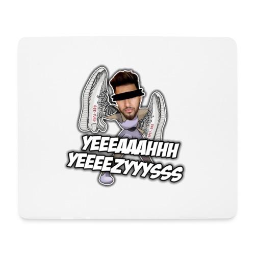 Yeah Yeezys! - Mousepad (Querformat)