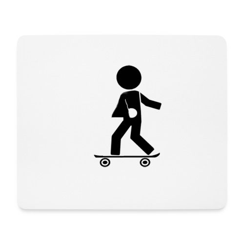 broken arm - Mouse Pad (horizontal)