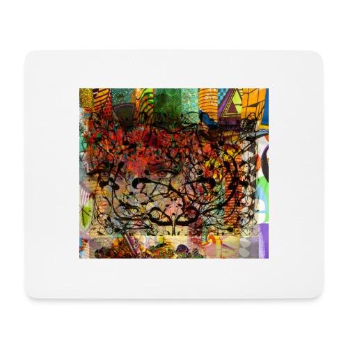 urban tribute - Tapis de souris (format paysage)
