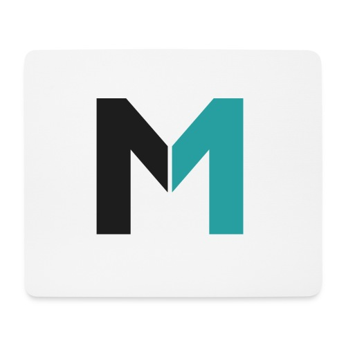 Logo M - Mousepad (Querformat)