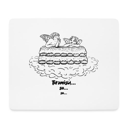 Tiramisù - tinte chiare - Tappetino per mouse (orizzontale)
