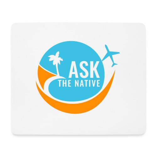 Ask the Native Original Logo - Muismatje (landscape)
