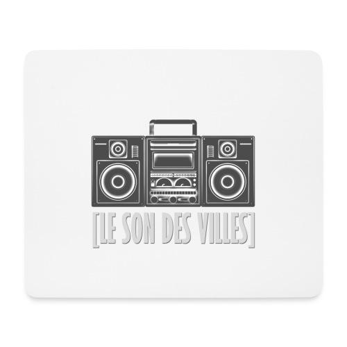 Ghetto blaster by LSDV - Tapis de souris (format paysage)