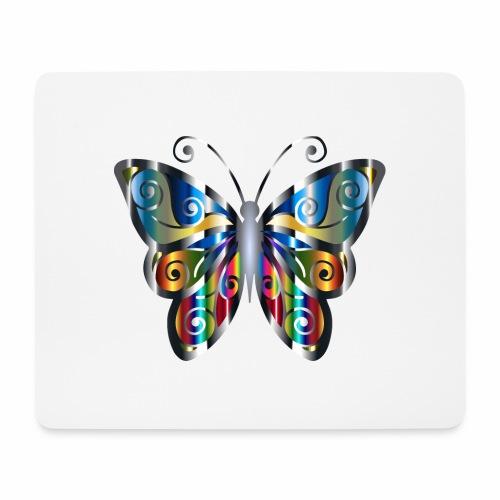 butterfly - Podkładka pod myszkę (orientacja pozioma)