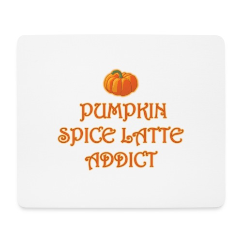 PumpkinSpiceAddict - Tappetino per mouse (orizzontale)
