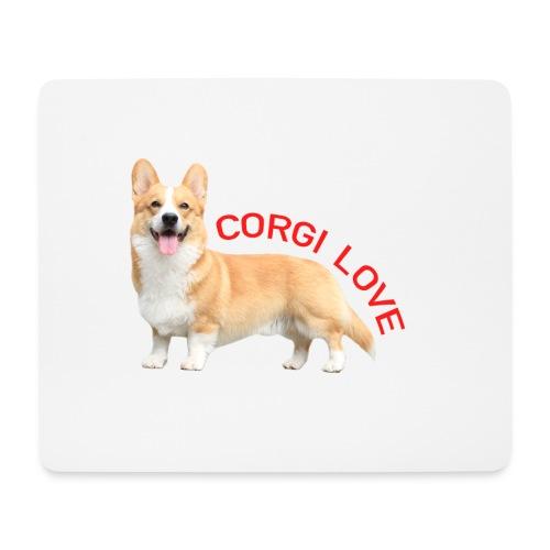 CorgiLove - Mouse Pad (horizontal)