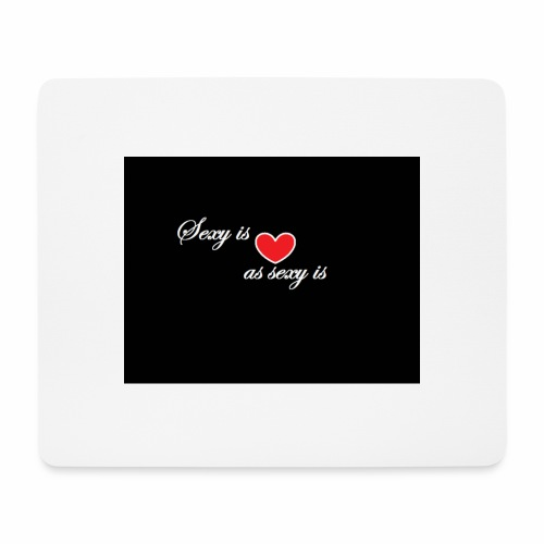 LoveYourselfTheMost - Mouse Pad (horizontal)