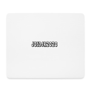 SECOND DESIGN JOEDJR2020 MERCH - Mouse Pad (horizontal)