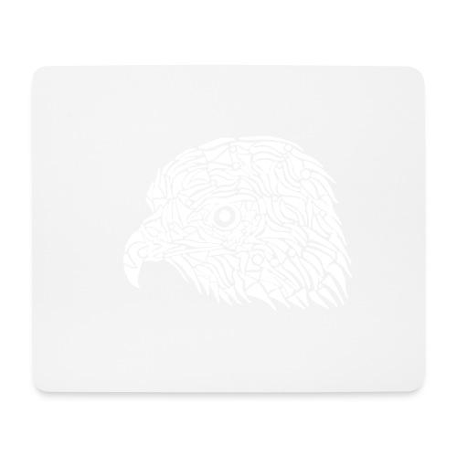 aigle royal blanc - Tapis de souris (format paysage)