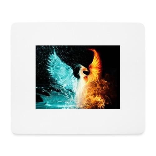 Elemental phoenix - Mouse Pad (horizontal)