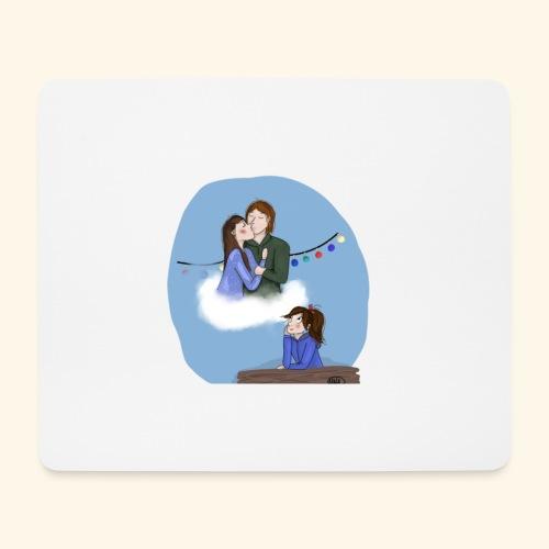 DreamLove - Tapis de souris (format paysage)