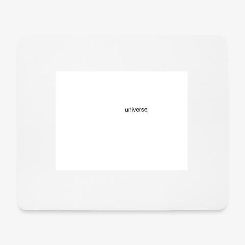 UNIVERSE BRAND SPONSOR - Tappetino per mouse (orizzontale)