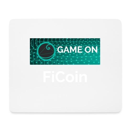 GameOn Light Tekst - Muismatje (landscape)