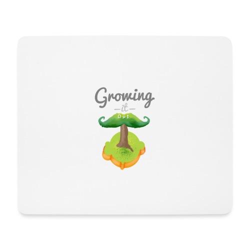 Moustache tree - Mouse Pad (horizontal)
