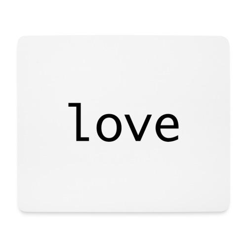 love - Musmatta (liggande format)