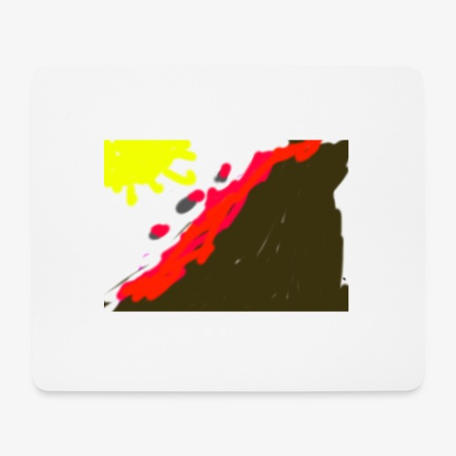flowers - Mousepad (bredformat)