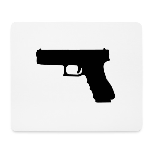 The Glock 2.0 - Mouse Pad (horizontal)