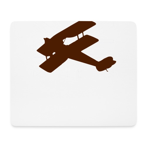 ukflagsmlWhite - Mouse Pad (horizontal)