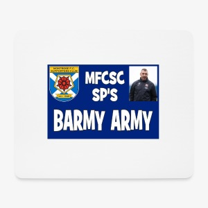 Barmy Army - Mouse Pad (horizontal)