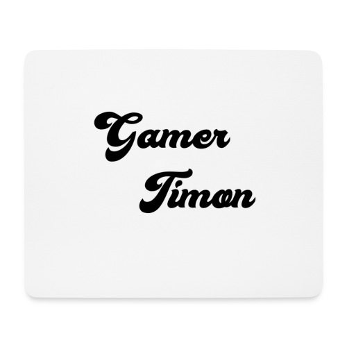 GamerTimon - Mouse Pad (horizontal)