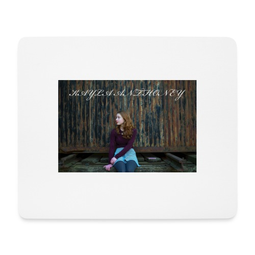 Kayla Anthoney Personal - Mousepad (Querformat)