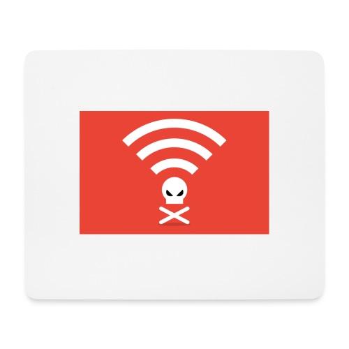 Notspy.de - Dein sicheres Internet. - Mousepad (Querformat)