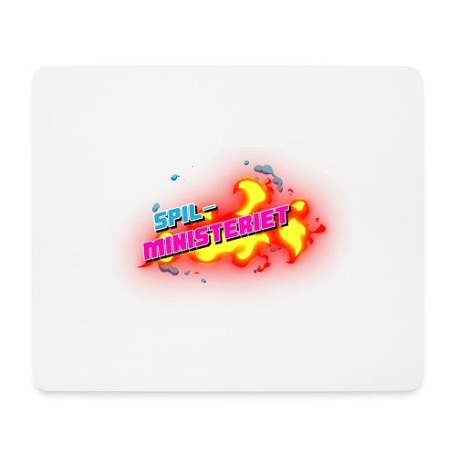Spilministeriet - Mousepad (bredformat)