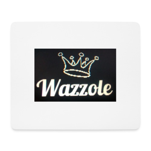 Wazzole crown range - Mouse Pad (horizontal)