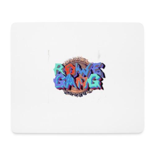 RoweGang Basic Logo - Hiirimatto (vaakamalli)