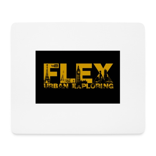 FlexUrban - Mouse Pad (horizontal)