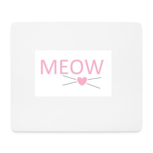 MEOW - Podkładka pod myszkę (orientacja pozioma)