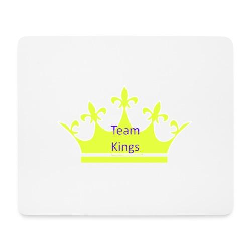 Team King Crown - Mouse Pad (horizontal)