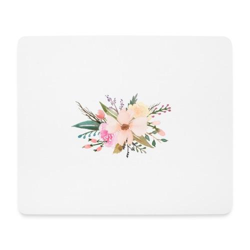 Blumen for life - Mousepad (Querformat)