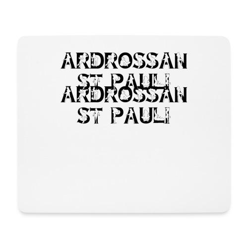 Ardrossan St.Pauli - Mouse Pad (horizontal)
