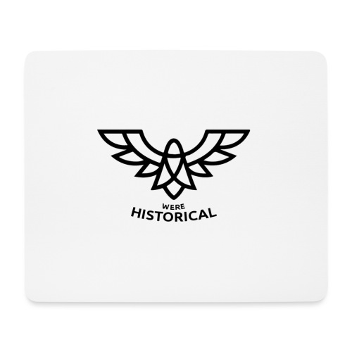 Text & Logo - Mouse Pad (horizontal)