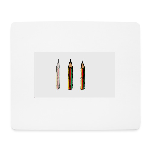 pencil - Tappetino per mouse (orizzontale)