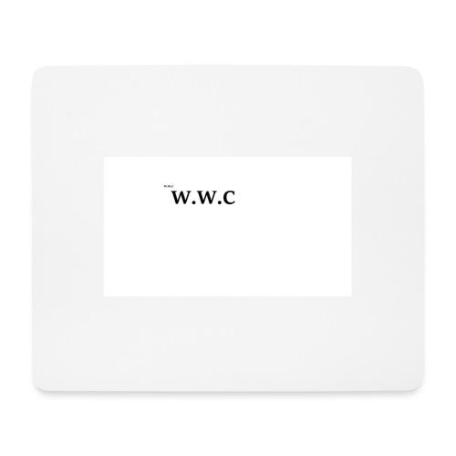 White Wolf Clothing - Mousepad (bredformat)