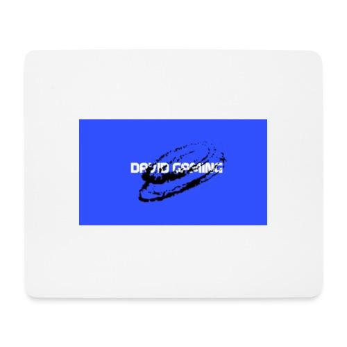 David gaming logo - Mousepad (Querformat)