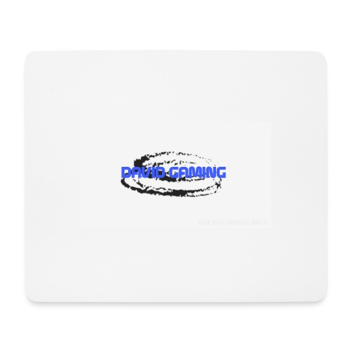 Logo3 - Mousepad (Querformat)