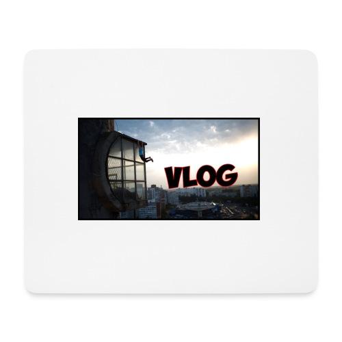 Vlog - Mouse Pad (horizontal)