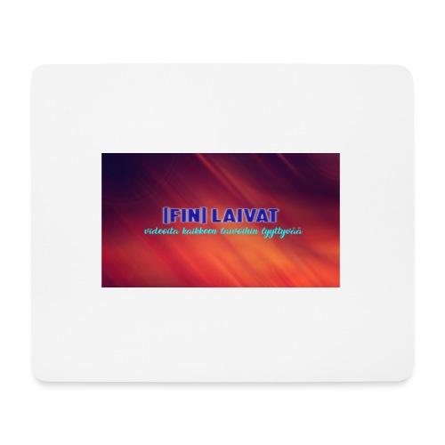 FIN-LAIVAT TUOTE - Hiirimatto (vaakamalli)