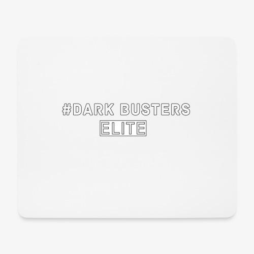 #DarkBusters ELITE - Mousepad (Querformat)