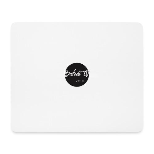 BatzdiTV -Premium round Merch - Mousepad (Querformat)