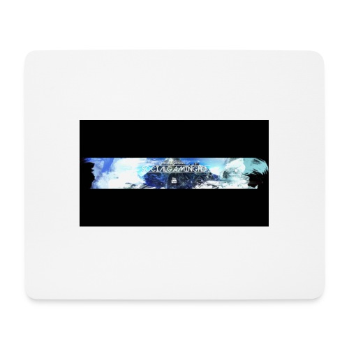Limited Edition Banner Merch - Mouse Pad (horizontal)