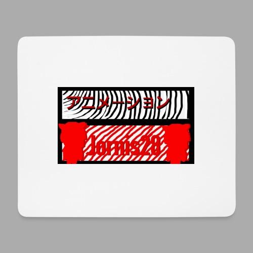 Jornis28_Animation - Mousepad (Querformat)